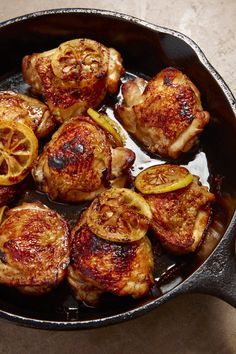 Recipe: Arnold Palmer Pan-Roasted Chicken Thighs — Recipes from The Kitchn