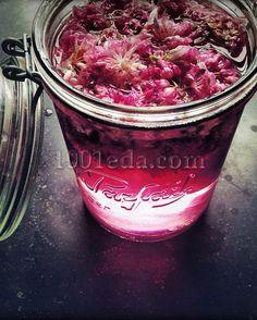 Уксус с цветами чеснока: рецепт с пошаговым фото