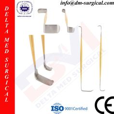 Double Ended Nasal Retractor