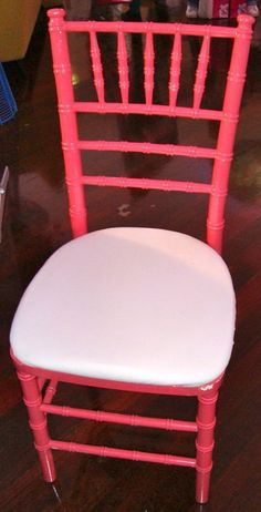 love the this chair!  Find an old chair paint it and reapolster...Bam sweet new chair