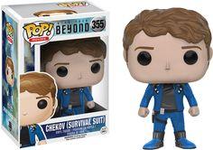 Pop! Movie - Star Trek Beyond - Chekov (Survival Suit)