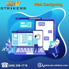 SEO Strikers is specialized in Custom website Design Services. We provide affordable website design services. Contact us now for website design and development services! Affordable Website Design, Custom Website Design, Website Design Services, Mobile App Development Companies, Mobile Application Development, Creative Skills, Seo Company, Internet Marketing, Fields