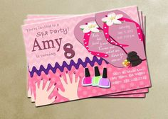 spa party ideas for girls birthday | spa party ideas for girls birthday | images of spa party birthday hot ...