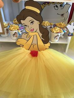 Disney Princess Party Birthday Party Ideas | Photo 1 of 19