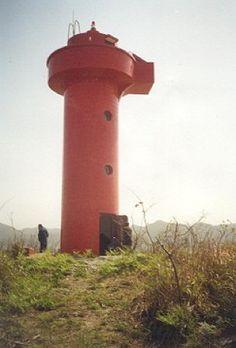 Shangshuangshi lighthouse [2001 - Liuheng Island, Zhejiang, China]