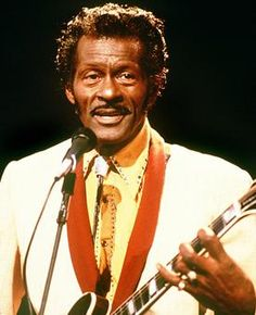 Chuck Berry on P...Chuck Berry