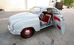 1958 Saab 93B - Jay Leno's Garage