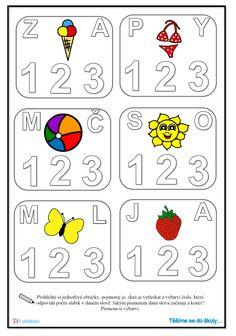 Pracovní list - léto, sluchová percepce Playing Cards, Jun, Playing Card