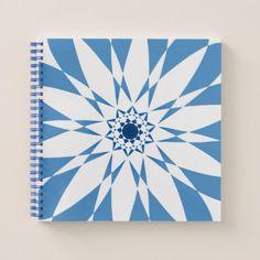 Ornament 1 notebook - patterns pattern special unique design gift idea diy