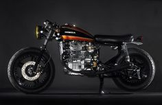 The Honda CX500 is one of the more innovative Japanese motorcycles of the late-70s, the bikes were liquid cooled, electric started, shaft-driven, modular...
