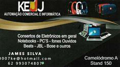 Eu recomendo KEJJ- Setor Coimbra, #Goiânia, #Goiás, #Brasil