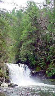 Abrams Falls, Great Smoky Mountains National Park, TN