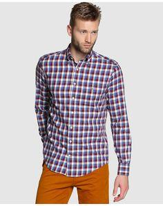 Camisa Regular de hombre Gant