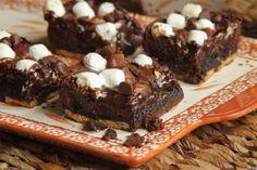 temp-tations® by Tara: Tara's Over the Top S'more Brownies
