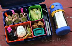 Tips for Easy Bento Lunches