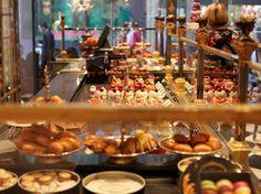 Café Pouchkiné. Paris