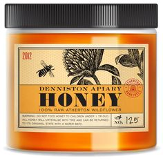 Denniston Apiary Honey