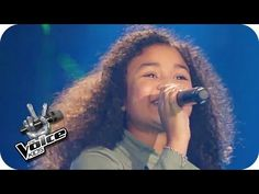 Girl sings Masterpeice on The Voice Kids. You have to watch this it's amazing!