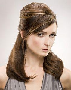 Half Updo Hair Styles
