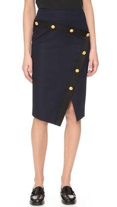 Veronica Beard Paradise Pencil Skirt