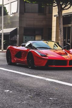 I always thought the LaFerrari looked like a dragon...