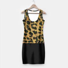 Wild Print Dress by Elena Indolfi #LiveHeroes