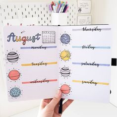 Simple Bullet Journal Ideas to Simplify your Daily Activity - Bullet Journal School, Bullet Journal Titles, Bullet Journal Banner, Bullet Journal Notebook, Bullet Journal Aesthetic, Bullet Journal Spread, Bullet Journal Inspo, How To Start A Bullet Journal, Bullet Journal September