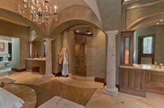 amazing dream master bathroom