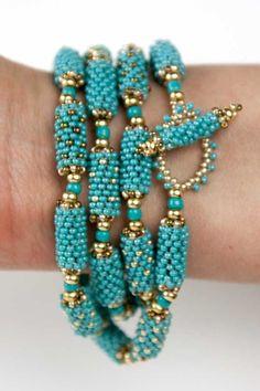 Beautiful beadwork by kimeyly