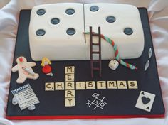 Image detail for -Home >> Novelty Cakes >> cakes_for_anyone! >> Board Games Cake