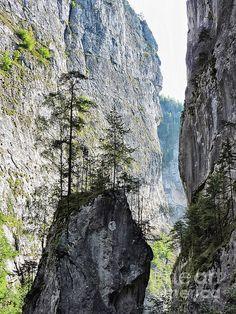Bicaz canyon, Romania