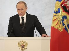 Putin calls for int'l front against extremism