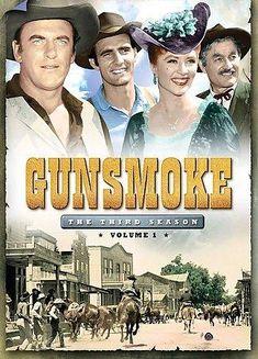 GUNSMOKE:THIRD SEASON VOL 1