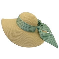 It's always summer in Nola! Stay cool in our NOLA Couture Fleur de Lis Beach Hat