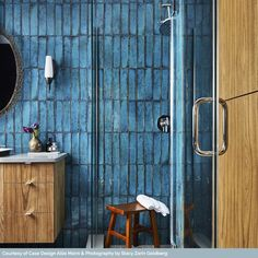Shop TileBar for the largest selection of mosaics and tiles for any wall or floor or entire project. From backsplash and kitchen tile to bathroom and pool tile, with fast, low-cost shipping and 365 day returns. Blue Subway Tile, Ceramic Subway Tile, Blue Tiles, Ceramic Jars, Cleaning Ceramic Tiles, Cleaning Tile Floors, Style Tile, Bathroom Interior Design, Design Bedroom
