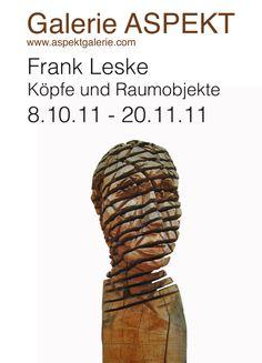 """Plakat """"Frank Leske"""" #Plakat #Poster #Art #Kunst"""