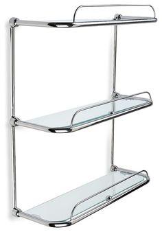 3 Tier Bathroom Accessories Shelves