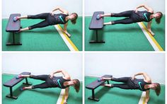 Tone Those Trouble Zones – Glutes And Inner Thigh Workout!
