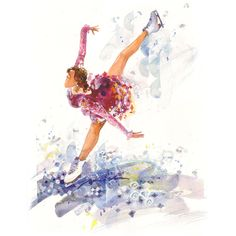 Female Figure Skater | Bograd Kids