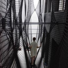COS x Numen at Palais de Tokyo - emmas designblogg