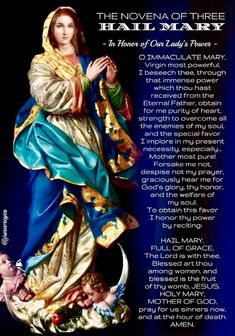 Beautiful Blessed Mother Please Pray for Me and keep me in your Heart. Prayers To Mary, Novena Prayers, Catholic Prayers, Daily Morning Prayer, Morning Prayers, Daily Prayer, Prayer Verses, God Prayer, Power Of Prayer