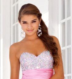 Prom hair:)