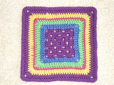 Ravelry: Project Gallery for Centered Square pattern by Jan Eaton