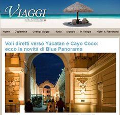 Comunicato Stampa: Franco Pecci presenta al World Travel Market di Londra le novità Blue Panorama
