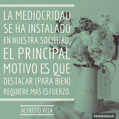 La mediocridad .... #cita