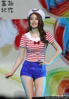 150711 Jiyeon @ T-ARA's China Tour in Beijing