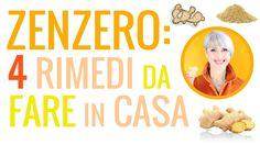 Come usare lo zenzero, proprietà dello zenzero, rimedi naturali con zenzero: benefici per 4 situazioni. Con Simona Vignali Naturopata esperta di medicina ayu...