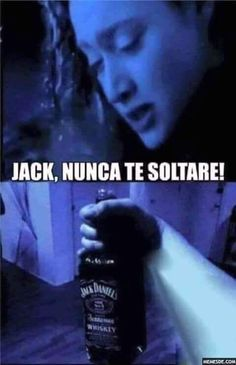 ★★★★★ Imágenes de memes súper graciosos: Nunca te soltaré Jack