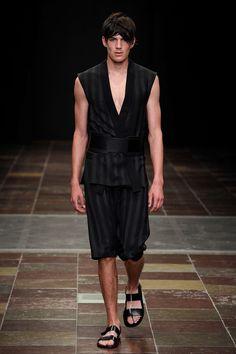 Great black Japanese male fashion influence