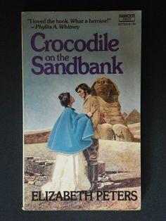Amelia Peabody is secretly Carla's favorite Egyptologist.